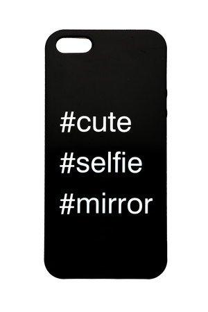 #cute #selfie #mirror Letter Bag CASE - 38300