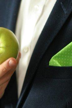 EDYTA KLEIST - Poszetka Zielony Drobiazg