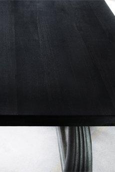 ReNowe Art - Biurko Z Czarnego Dębu