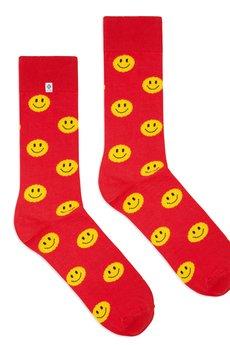 4LCK - 4LCK Śmieszne czerwone Smile Emotki Uśmiechy Buźki
