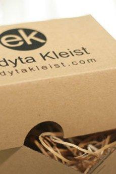 EDYTA KLEIST - Mucha Dark Chocolate