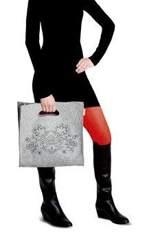 BOOGIE - BASIC+ torba z haftem