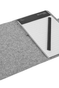 BOOGIE - DATA FILE S notes A6 w okładce filcowej z ołówkiem 241c83