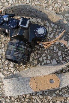 BOOGIE - PIXEL N°1 pasek długi do aparatu
