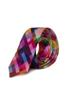 Krawat marthu krawat marthu pixel print f26876
