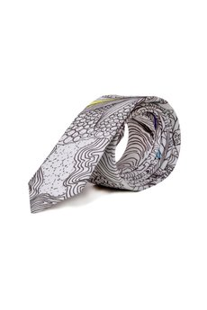 marthu - krawat marthu DOODLE PRINT