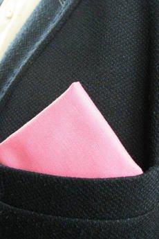 EDYTA KLEIST - Poszetka Różowy Diament