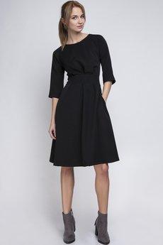 Sukienka suk122 czarny 4a0024