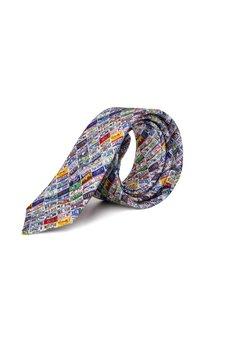 Krawat marthu plates print e3a12b
