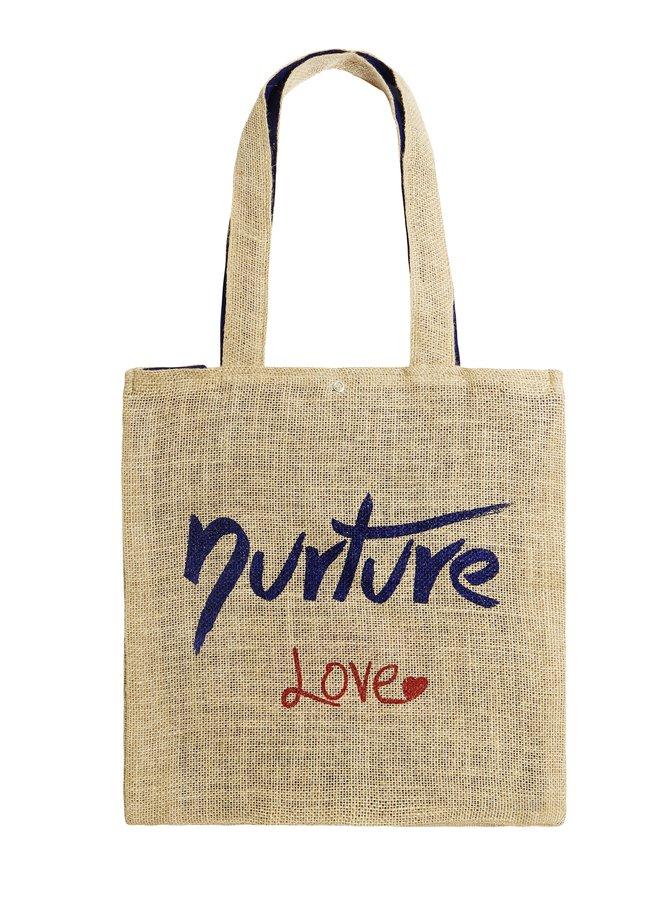 2292f075c5a32 Nurture Love - Biały I Czarny | Nurture The World | Torby I Torebki ...