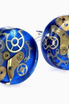 MECHANICAL BLUE - SPINKI DO MANKIETÓW - 41554