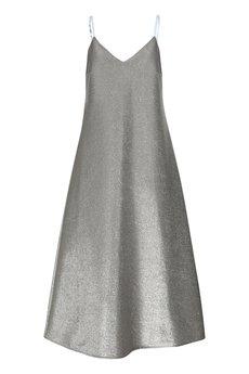 No glitter no party srebrna sukienka jerry 381216