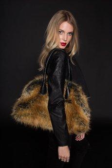 HAUER - Torba Big Bag Fur Rudy Lis