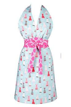 "Apronessa (apron (fartuch) + dress (sukienka) - TAMAR ""PARYSKA MODA"" - 43024"