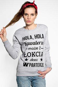 ŁAP NAS - Bluza Hola Hola