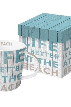 MIA home passion - Kubek porcelanowy Beach