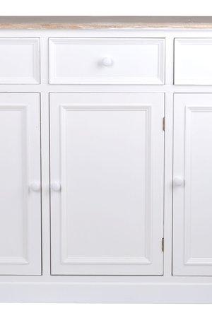 Komoda drewniana Blanc