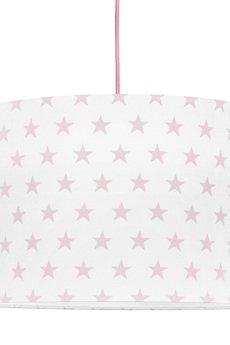 MIA home passion - Lampa sufitowa gwiazdki różowe