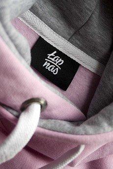 ŁAP NAS - Bluza ładnej we wszystkim ładnie róż !