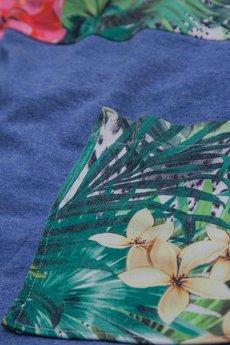 taff.one - Shortz Blue Jungle