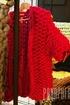 Welniany sweter na grubych drutach 100 welna merynos f32953