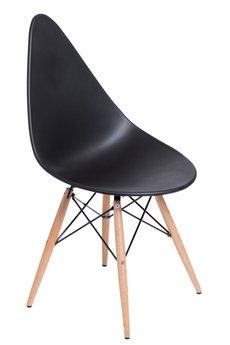 MIA home passion - Krzesło Ruer DSW czarne