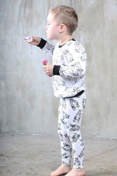 Sus Kids - Bluza w Kotki Baa- można kolorować!