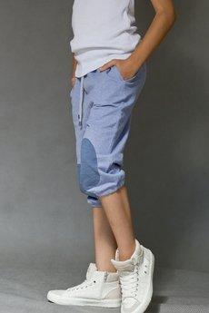 """Easy Peasy - Krótkie Spodnie """"All Blue Crew"""""""