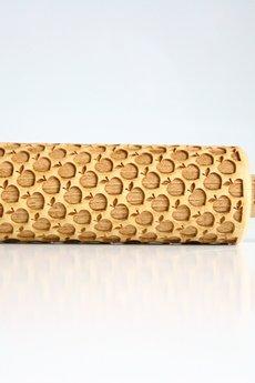 Valek Rolling Pins - BRZOSKWINIE Grawerowany wałek do wytłaczania ciastek