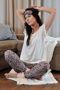 enfin - Komplet piżama Fleur