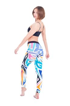 OKUAKU - Mut Leggins (Colourful)