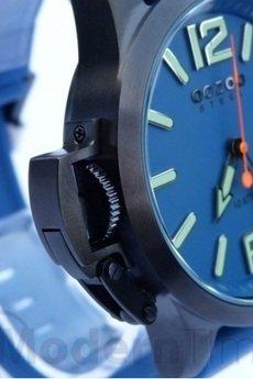ModernTime - Zegarek OOZOO Steel OS407 Blue