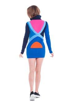 OKUAKU - Galaxy Sweatshirt (Blue)