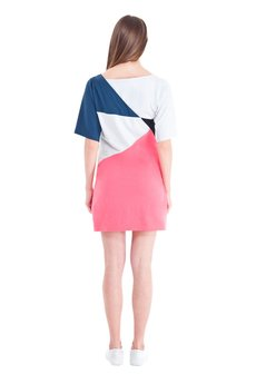 OKUAKU - Virgo Dress (Pink)