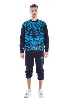 OKUAKU - Bastet Sweatshirt (Blue)