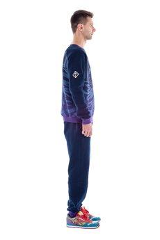 OKUAKU - Bastet Sweatshirt (Purple)