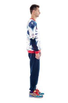 OKUAKU - Carabus Sweatshirt (Blue)