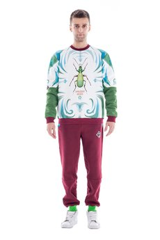 OKUAKU - Carabus Sweatshirt (Green)