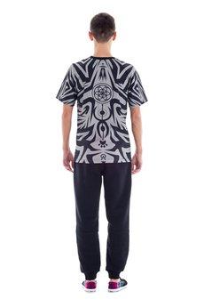 OKUAKU - Bastet T-shirt (Grey)
