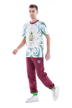 OKUAKU - Carabus T-shirt (Green)