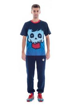 OKUAKU - Cristal Skull T-shirt