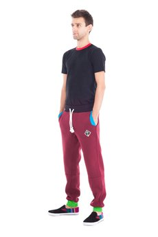 OKUAKU - Serpens Sweatpants (Maroon)