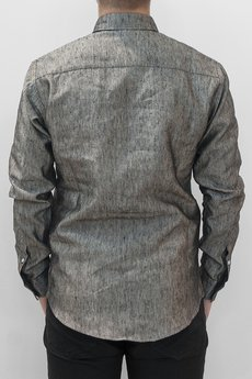 MSZZ - Koszula MSZZ SAMPLE Reflective Chambray