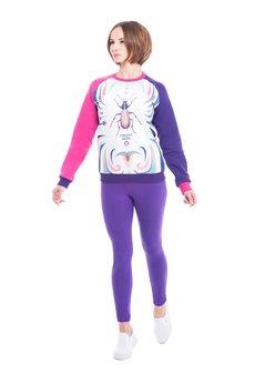 OKUAKU - Carabus Sweatshirt Raglan (Pink)