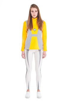 OKUAKU - Hydra Hoodie (Yellow)