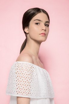 MROVCA - Jedwabna sukienka