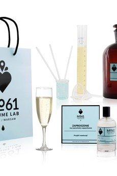Mo61 Perfume Lab - Perfumy: Warsztaty zapachowe PREMIUM 100ml