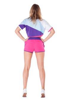 OKUAKU - Serpens Board Shorts (Pink)