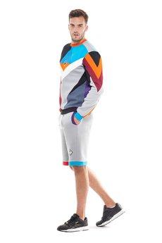 OKUAKU - Triangulum Sweatshirt (Orange)