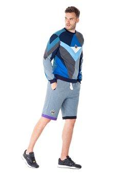 OKUAKU - Triangulum Sweatshirt (Blue)